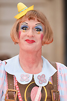 Grayson Perry<br /> at the Royal Acadamy of Arts Summer Exhibition opening party 2017, London. <br /> <br /> <br /> &copy;Ash Knotek  D3276  07/06/2017