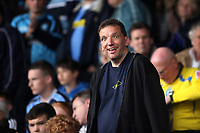 German comedian and Wycombe Wanderers fan Henning Wehn ahead of kick-off during Leyton Orient vs Wycombe Wanderers, Coca Cola Football League Division One Football at Brisbane Road on 1st May 2010