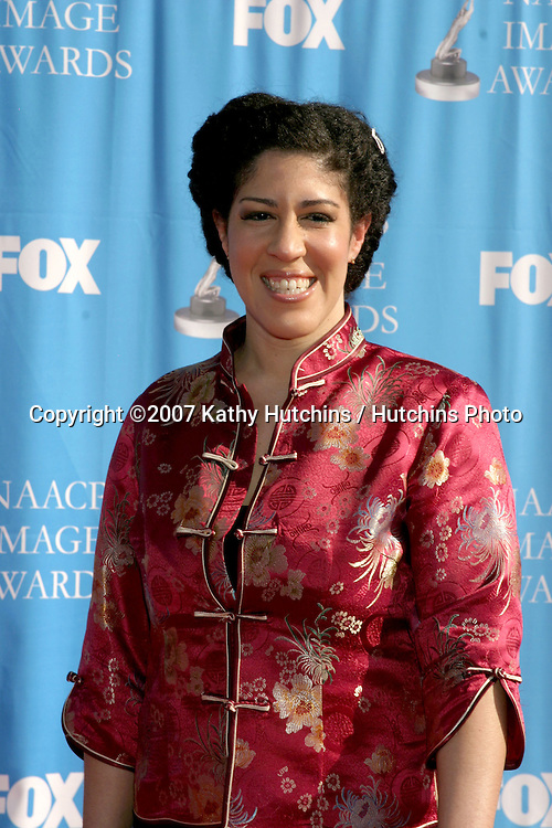 Rainn Pryor.NAACP Image Awards.Shrine Auditorium.Los Angeles, CA.March 2, 2007.©2007 Kathy Hutchins / Hutchins Photo...