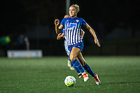 Allston, MA - Wednesday Sept. 07, 2016: Kristie Mewis during a regular season National Women's Soccer League (NWSL) match between the Boston Breakers and the Western New York Flash at Jordan Field.