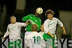 Moussirine Ouro Akoriko Lisselton Sean Daly, Brian Spillane Killarney Celtic.