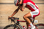 Loic Chetout (FRA) Cofidis in action during Stage 2 of the 2018 Tour of Oman running 167.5km from Sultan Qaboos University to Al Bustan. 14th February 2018.<br /> Picture: ASO/Muscat Municipality/Kare Dehlie Thorstad | Cyclefile<br /> <br /> <br /> All photos usage must carry mandatory copyright credit (&copy; Cyclefile | ASO/Muscat Municipality/Kare Dehlie Thorstad)