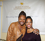 Deborah Koenigsberger and Rhonda Ross - Hearts of Gold - Learning Center at Semiperm for the ribbon cutting ceremony was held on March 09, 2016 in New York, New York - Manhattan's Upper West Side - Deborah Koenigsberger, Rhonda Ross and Hearts of Gold (Photo by Sue Coflin/Max Photos)