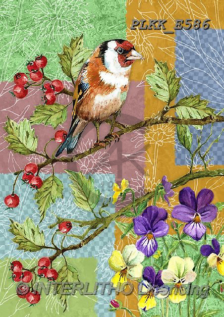Kris, REALISTIC ANIMALS, REALISTISCHE TIERE, ANIMALES REALISTICOS, paintings+++++,PLKKE586,#A#, EVERYDAY