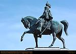 Victor Emmauel II Equestrian Statue Enrico Ciaradia Emelio Gallori Victor Emmanuel II Monument Piazza Venezia Rome