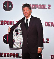 New York, NY - May 14: Rob Liefeld attends the 'Deadpool 2' screening at AMC Loews Lincoln Square on May 14, 2018 in New York City..  <br /> CAP/MPI/PAL<br /> &copy;PAL/MPI/Capital Pictures