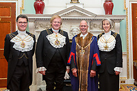 Worshipful Company of Engineers Annual  Livery Banquet - Mansion House