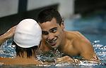 2011 MW DII Swimming