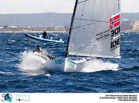 The Trofeo Princesa Sofia Iberostar celebrates this year its 50th anniversary in the elite of Olympic sailing in a record edition, to be held in Majorcan waters from 29th March to 6th April, organised by Club N&agrave;utic S&rsquo;Arenal, Club Mar&iacute;timo San Antonio de la Playa, Real Club N&aacute;utico de Palma and the Balearic and Spanish federations. &copy;Jesus Renedo/SAILING ENERGY/50th Trofeo Princesa Sofia Iberostar<br /> 04 April, 2019.