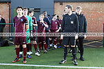 Buckhurst Hill v Wingate & Finchley<br /> London FA U16 Sunday Cup Final <br /> Fisher FC<br /> Sunday 8th March 2020