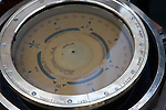 A 1941 Lionel Corporation NY Compass aboard the Friendship Good Will Ship
