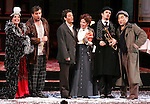 2007 - LA BOHEME - Megan Monaghan, James Westman, Arturo Chacón-Cruz. Kelly Kaduce, Lee Gregory, Andrew Gangestad in Opera Pacific's production of La bohème at the Orange County Performing Arts Center.