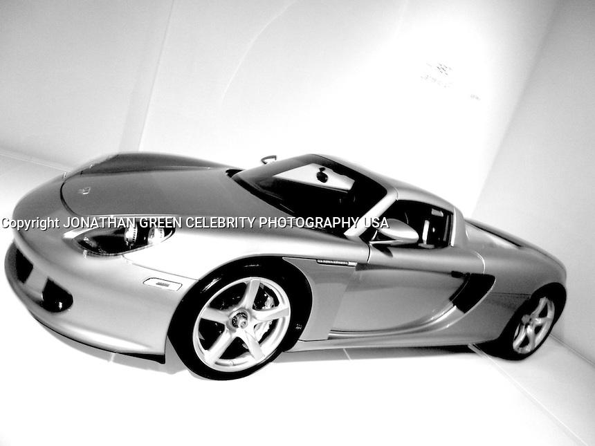 Porsche Automotive Exhibit by Jonathan Green