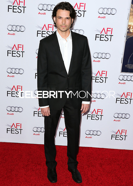 HOLLYWOOD, LOS ANGELES, CA, USA - NOVEMBER 11: Rick Irwin arrives at the AFI FEST 2014 - 'The Homesman' Gala Screening held at the Dolby Theatre on November 11, 2014 in Hollywood, Los Angeles, California, United States. (Photo by Xavier Collin/Celebrity Monitor)