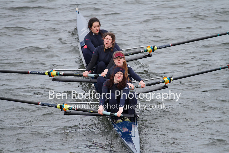 Crew: 343  HMSG RC  Event: Girls Fours<br /> <br /> Schools' Head of the River 2017<br /> <br /> To purchase this photo, or to see pricing information for Prints and Downloads, click the blue 'Add to Cart' button at the top-right of the page.