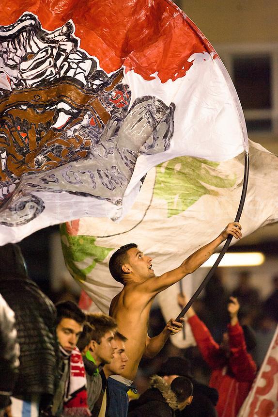 Bucaneers, fans of Rayo Vallecano