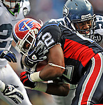 7 September 2008:  Buffalo Bills' running back Fred Jackson in action against the Seattle Seahawks at Ralph Wilson Stadium in Orchard Park, NY. The Bills defeated the Seahawks 34-10 in the season opening game...Mandatory Photo Credit: Ed Wolfstein Photo