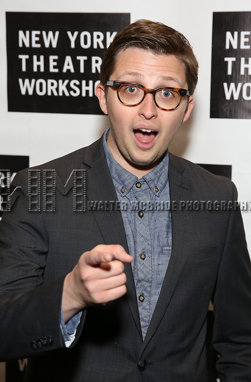 Will Roland attends New York Theatre Workshop's 2017 Spring Gala at the Edison Ballroom on May 15, 2017 in New York City.