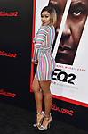 HOLLYWOOD, CA - JULY 17: Porscha Coleman attends the premiere of Columbia Picture's 'Equalizer 2' at TCL Chinese Theatre on July 17, 2018 in Hollywood, California.