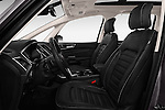 Front seat view of 2016 Ford Galaxy Titanium 5 Door Minivan Front Seat  car photos