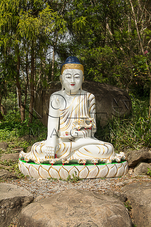 Templo Budista Zu Lai, Cotia - SP, 04/2015.
