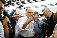 20.02.2018 - Alckmin faz vistoria na Linha 15 Prata do Metrô em SP