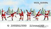 Ingrid, CHRISTMAS SANTA, SNOWMAN, WEIHNACHTSMÄNNER, SCHNEEMÄNNER, PAPÁ NOEL, MUÑECOS DE NIEVE, paintings+++++,USISGS66WA,#X# vintage