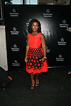 "Orange Is The New Black Actress  ""Crazy Eyes"" Uzo Aduba After the MBFW Spring 2015 NY Vivienne Tam at Lincoln Center"