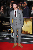 "Scheiffer Bates<br /> at the ""Game of Thrones Hardhome"" gala screening, Empire, Leicester Square London<br /> <br /> <br /> ©Ash Knotek  D3098 12/03/2016"