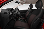 Front seat view of 2019 Mitsubishi Space-Star Black-Collection 5 Door Hatchback Front Seat  car photos