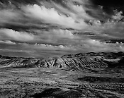 The Painted Hills<br /> John Day Wilderness <br /> Oregon