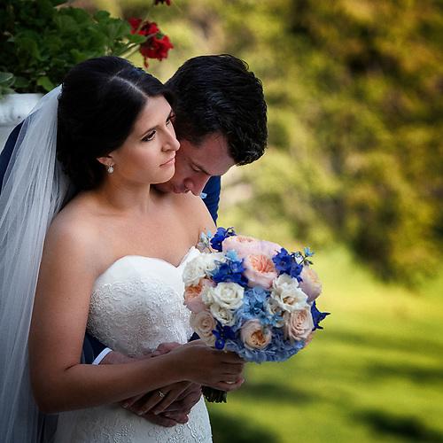 Sara and John's Tarrytown House Wedding