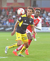 160817 Fleetwood Town v Oxford United