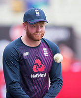 Jonny Bairstow (England) during a Training Session at Edgbaston Stadium on 10th July 2019