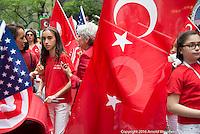 Turkish Day Parade, 2016, Manhattan
