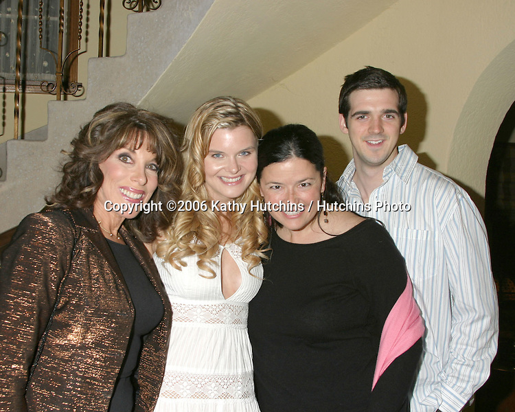 Heather Tom and guests.Dayime for Planned Parenthood Benefit.Private Home.Glendale, CA.April 25, 2006.©2006 Kathy Hutchins / Hutchins Photo..