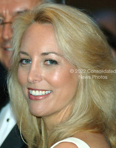 Valerie Plame, a former covert operative for the CIA, attends the White House Correspondents' Association Dinner in Washington on April 29, 2006.    (UPI Photo/Roger L. Wollenberg)..