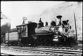 RGS #20 near Durango water tank.<br /> RGS  Durango, CO  1942-1950