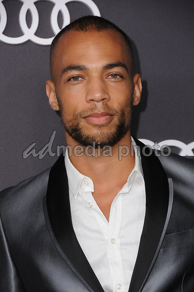 13 September  2017 - Hollywood, California - Kendrick Sampson. Audi Celebrates the 69th Emmys held at The Highlight Room in Hollywood. Photo Credit: Birdie Thompson/AdMedia