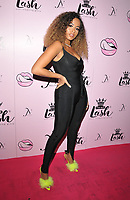 LONDON, ENGLAND - NOVEMBER 06: Amber Rose Gill at the Anna Vakili new lash range with Primalash launch party, Libertine, Winsley Street on Wednesday 06 November 2019 in London, England, UK. <br /> CAP/CAN<br /> ©CAN/Capital Pictures