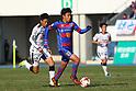 Soccer : 2017 J3 League F.C. Tokyo U-23 2-1 Cerezo Osaka U-23