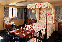 Bedroom, Paul Revere House, Boston, MA
