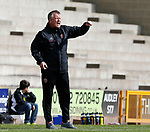 Chris Wilder manager of Sheffield Utd during the English League One match at Vale Park Stadium, Port Vale. Picture date: April 14th 2017. Pic credit should read: Simon Bellis/Sportimage