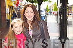 Kate and Michelle O'Driscoll, <br /> I like shopping in Killarney, its lovely for a girls day out,   plenty of shops with something for everyone.
