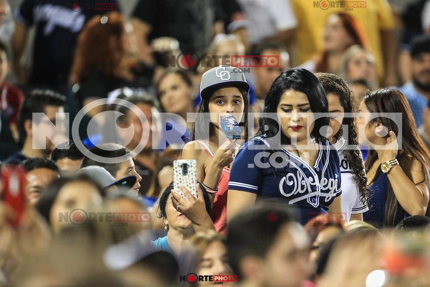 Aspectos, durante el juego de Inauguracion del nuevo estadio de Yaquis de Ciudad Obregon, con el partido de beisbol ante Naranjeros de Hermosillo. Temporada Potosinos de la Liga Mexicana del Pacifico 2016 2017 <br /> &copy; Foto: LuisGutierrez/NORTEPHOTO.COM