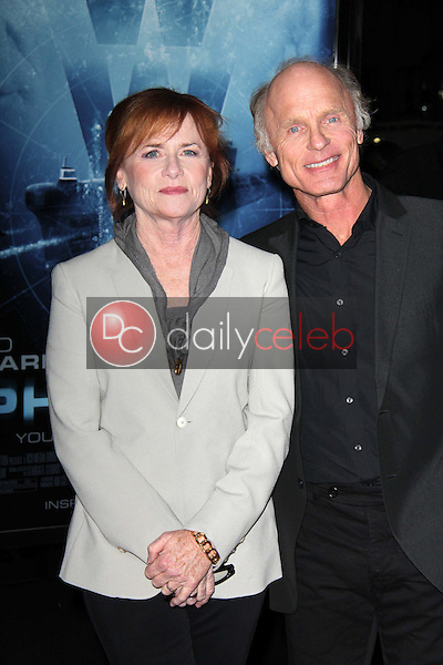 Amy Madigan, Ed Harris<br />