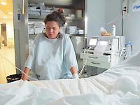 Preparativos para un parto