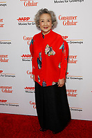 BEVERLY HILLS, CA - JANUARY 11: Zhao Shuzhen attends AARP The Magazine's 19th Annual Movies For Grownups Awards at the Beverly Wilshire on January 11, 2020 in Beverly Hills, California.   <br /> CAP/MPI/IS<br /> ©IS/MPI/Capital Pictures