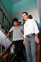 ATENÇÃO EDITOR: FOTO EMBARGADA PARA VEÍCULOS INTERNACIONAIS. SAO PAULO, 01 DE OUTUBRO DE 2012 . ELEICAO 2012 SP - CAMPANHA CELSO RUSSOMANNO. O candidato do PSDB a prefeitura de Sao Paulo, Celso Russomanno, visita a Associação Amigos da Vila Nicarágua/ Comunidade Vila da Paz,na tarde desta segunda feira, em Interlagos na zona sul da capital paulista   FOTO ADRIANA SPACA/BRAZIL PHOTO PRESS