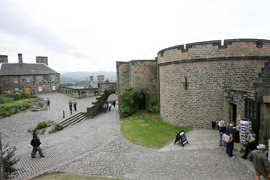 Edenburgh Castle, Scotland